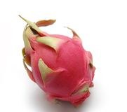 Dragon fruit. Isolated on white background Stock Images