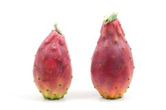 Dragon fruit. Isolated on a white background Royalty Free Stock Images