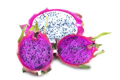 Dragon Fruit aka Pitaya Royalty Free Stock Image