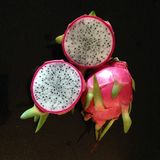 Dragon fruit. Cut Stock Photo