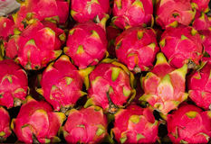 Dragon fruit. Is a good fruit inthailand Royalty Free Stock Image