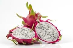 Dragon fruit (Hylocercus undatus (Haw) Britt. & Rose.) Royalty Free Stock Photography