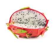 Dragon fruit isolated Stock Photo