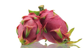 Dragon Fruit isolated Royalty Free Stock Photography