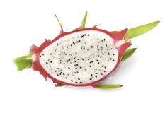 Dragon fruit isolated Stock Image