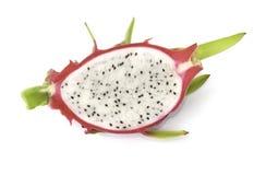 Dragon fruit isolated Stock Image