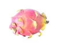 Dragon fruit  isolated on white background Stock Photography