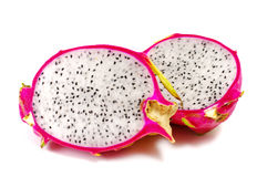 Dragon fruit isolted Stock Image