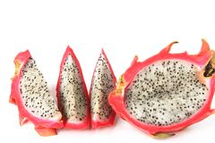 Dragon fruit or Pitahaya Stock Photos