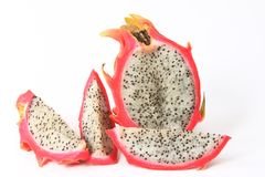 Dragon fruit or Pitahaya Stock Photo