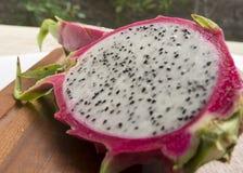 Dragon fruit pitahaya pitaya tropical healthy Thai concept Stock Images
