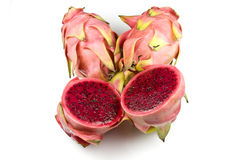 Dragon Fruit (Pitaya) Stock Images