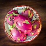 Dragon fruit. Or pitaya Royalty Free Stock Image