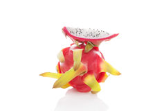 Dragon fruit, pitaya. Stock Photography