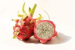 Dragon fruit, Thailand. Royalty Free Stock Photos