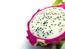 Dragon Fruit. On white background isolate Royalty Free Stock Images