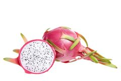 Dragon Fruits Stock Photography