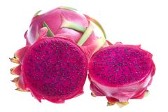 Dragon Fruits Royalty Free Stock Photo