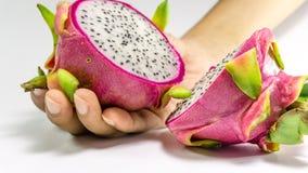 Dragon Fruits Photo stock