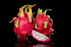 Dragon fruits. Royalty Free Stock Images