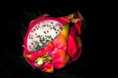 Dragon fruits Stock Photo