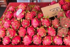 Dragon fruits Royalty Free Stock Photo