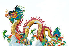 Dragon full body Royalty Free Stock Photos