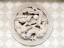 Dragon Granite Stone Stockfoto