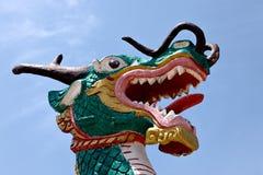 Dragon head Stock Photos