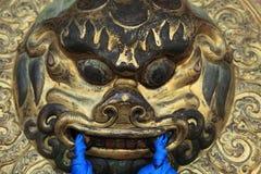 Dragon Head Imagen de archivo