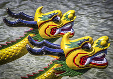 Dragon head Stock Photography
