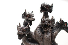 Dragon Heads Royaltyfria Foton