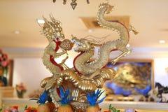 Dragon image Stock Photography