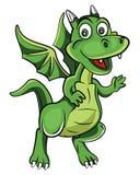 Dragon Kids ilustração stock