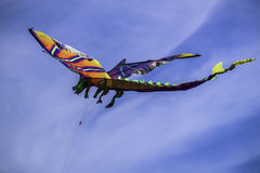 Dragon Kite in Rockland Stock Photo