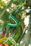 Dragon Krathong Banana Leaf Royalty Free Stock Photos