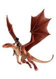 Dragon Lady Fotografía de archivo