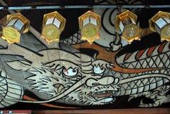 Dragon lantern Royalty Free Stock Images