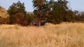 High Desert Homestead Stock Images