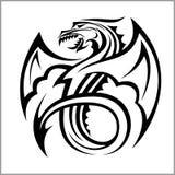 Dragon logo,Dragon,Vector Logo Template Royalty Free Stock Photo