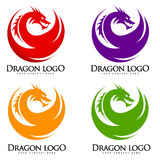 Dragon Logo Stock Photo