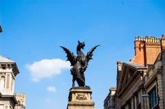 Dragon of london Stock Photos