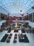 Dragon Mart em Dubai, UAE foto de stock