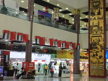 Dragon Mart en Dubai, UAE Fotografía de archivo
