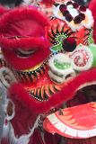 Dragon Mask. Chinese Dragon Mask stock images