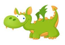 Dragon mignon illustration stock