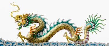 Dragon Model idoso Fotos de Stock