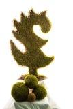 Dragon New Year-Baum lizenzfreies stockfoto
