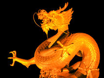 Dragon of the ocean. Royalty Free Stock Photography