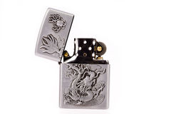 Free Dragon Of  Lighter Royalty Free Stock Image - 7519936